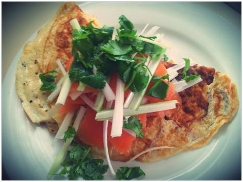 Asian-Style-Salmon-Omelette