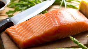 Salmon for  Strong Bodies