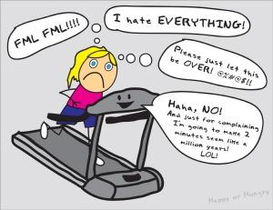 FML Running! ARGH!